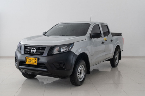 Nissan Frontier Np300 4x2 Abs Dc 2ab 161hp 2019