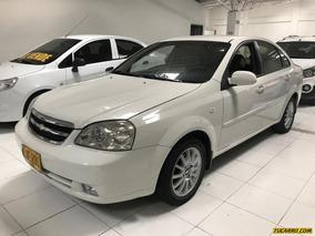 Chevrolet Optra 1.4 Versión De Lujo