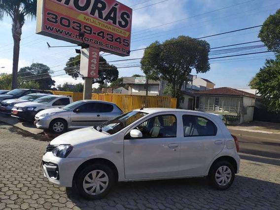 Toyota Etios X 1.3 Flex 16v 5p.mec 2019