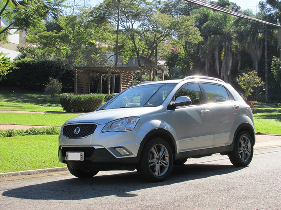 Ssangyong Korando Gls 2.0 4x4 Turbo Diesel Automatico 2012