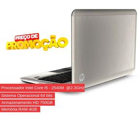 Notebook Usado Core I5 Não Perca Está Barato