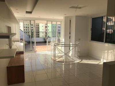 Cobertura Em Ingá, Niterói/rj De 200m² 3 Quartos À Venda Por R$ 1.350.000,00 - Co216401