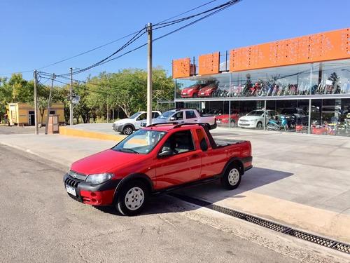 Fiat Strada Cabina Extendida Año 2008