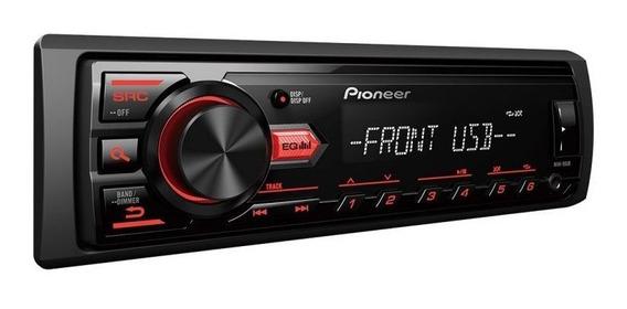 Mp3 Player Para Carro Pioneer Mvh-98ub 1 Din Usb Aux Rca