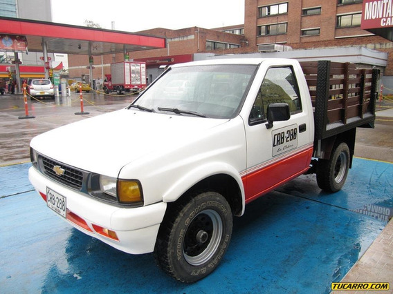 Chevrolet Luv 4x4 Tfs 2300cc Mt