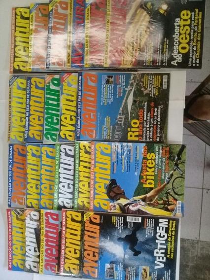 Coleção Revista Aventura