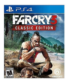 Far Cry 3 Classic Edition Ps4 Nuevo Fisico Sellado