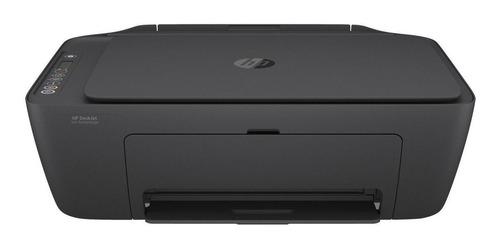 Imagem 1 de 4 de Impressora a cor multifuncional HP Deskjet Ink Advantage 2774 com wifi preta 100V/240V 7FR22A