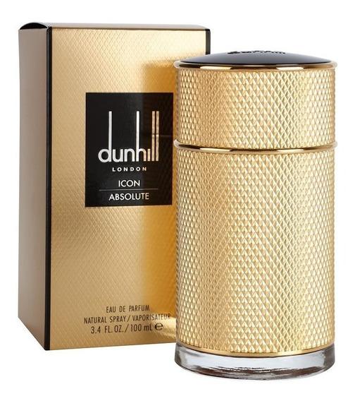 Perfume Icon Absolute Dunhill Edp 100ml Envio Imediato