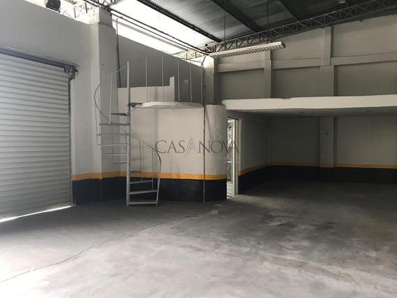 Galpão Á Venda E Para Aluguel Em Saúde - Ga001573