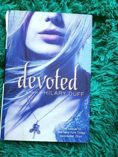 Hilary Duff Libro Devoted