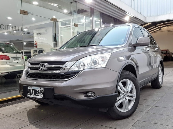 Honda Crv Ex At 4x4 2011 Remato Hoy! (mac)