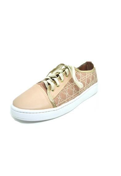 Sapatos Femininos Tenis Casual Rosê Dani K