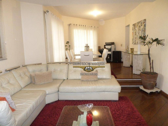 Apartamento Com 4 Dormitórios À Venda, 247 M² Por R$ 960.000,00 - Anália Franco - São Paulo/sp - Ap1331