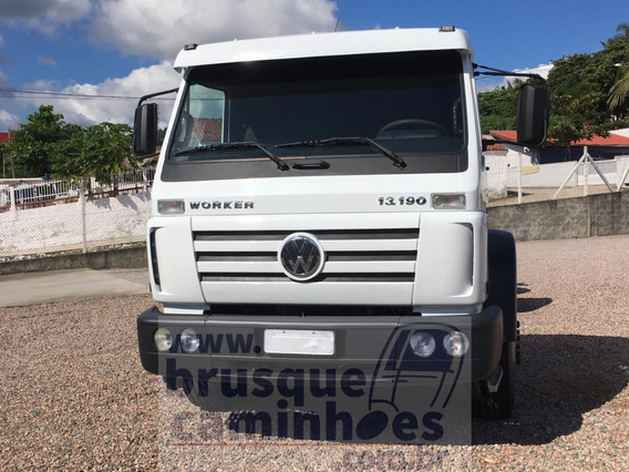 Toco Vw 13 190 Ano 2013 No Chassi