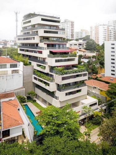 Apartamento De Alto Padrão - Ap10371