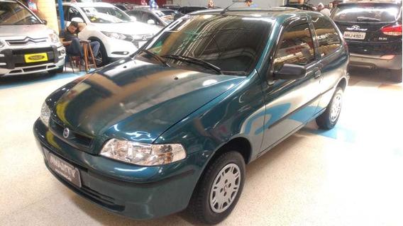 Fiat Palio 1.0 Mpi Ex 2001 Com Direção