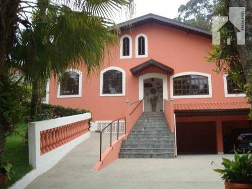 Casa Residencial À Venda, Chácara Pai Jacó, Jundiaí - Ca0137. - Ca0137