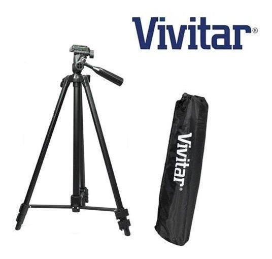 Tripé Para Câmera Vivitar Viv-tr-75