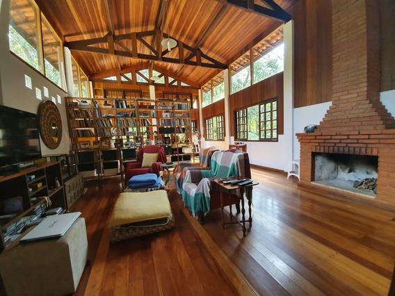 Casa Para Alugar - Condomínio Green Valley - Jardim Itatiaia - Embu Das Artes - 796 - 34672397