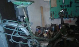 Bici Monark Rod 14 Plegable A Restaurar