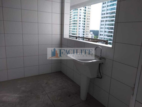 2830 - Apartamento Para Vender, Altiplano Cabo Branco, João Pessoa, Pb - 22467