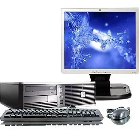 Computadora Completa Dvd +wiffi +lcd17+hd 400 +ram 2 Gigas