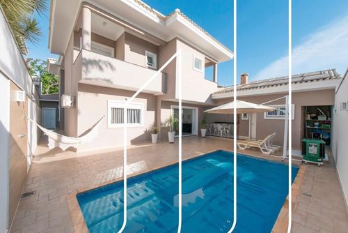 Imagem 1 de 30 de Casa À Venda, 4 Quartos, 4 Suítes, Condomínio Tivoli - Sorocaba/sp - 6102