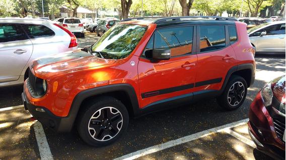 Jeep Renegade Trailhawk Diesel 2016