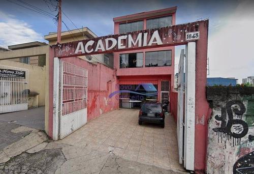 Imagem 1 de 13 de Prédio, 369 M² - Venda Por R$ 920.000,00 Ou Aluguel Por R$ 7.000,00/mês - Vila Antonieta - São Paulo/sp - Pr0019