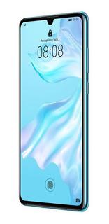 Celular Huawei Lte Ele-l04 P30 Azul