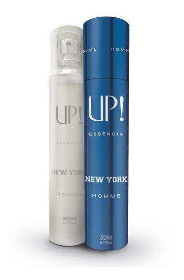 Perfume Up! Essência 45 New York Homme 50ml - 212 Men