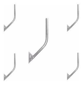 Kit 05 Canos Mastro Para Antena Digital Ou Externa