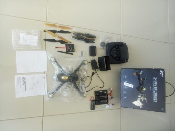 Drone Hubsan H501s Zerado