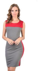 Vestido Capricho Collection Cmf-257