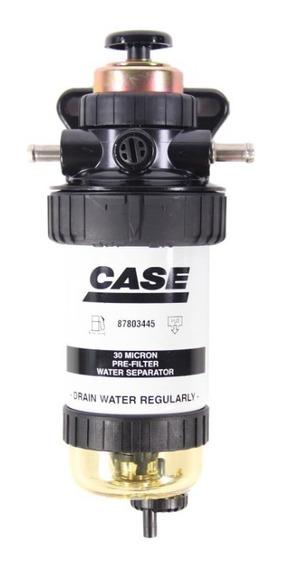 Filtro Separador De Água - Pn 87494328 - Case