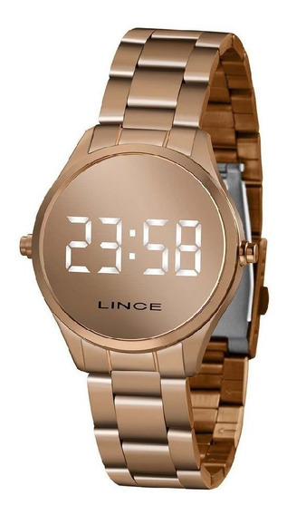 Relógio Lince Mdr4617l-bxrx - Rosê