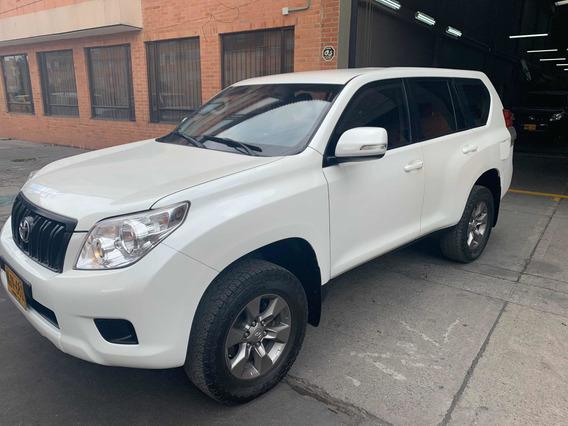 Toyota Prado Tx Blindada Sin Pico Y Placa