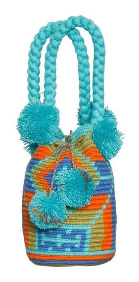 Wayuu Pom Pom Pequena