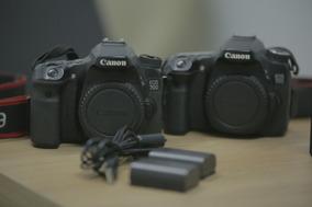 Câmera Canon 70d C/ Lente