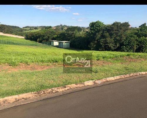 Terreno De 1.200 M² À Venda No Condomínio Jardim Quintas Da Terracota Em Indaiatuba/sp! - Te0214