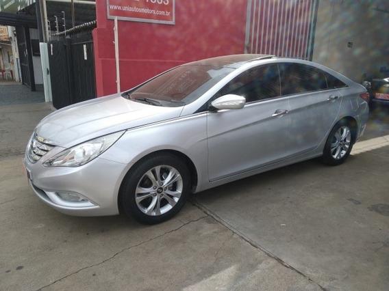 Hyundai Sonata Gls 2.0 2012/2012 Prata