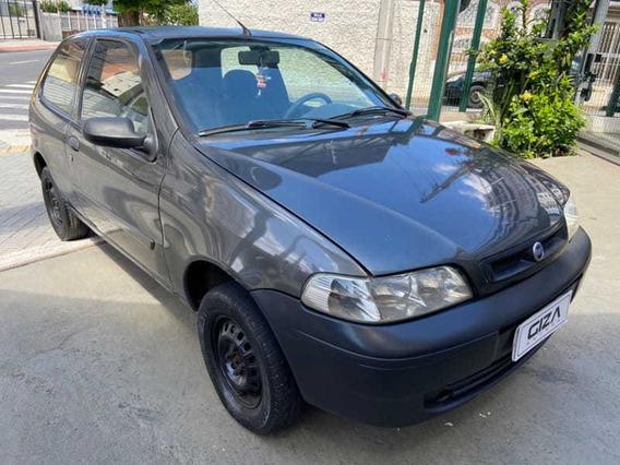 Fiat Palio Ex 1.0 2p Sem Entrada
