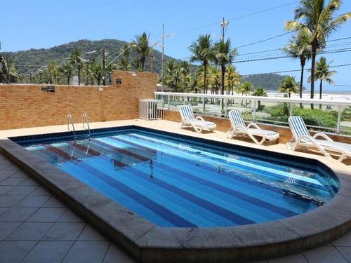 Imagem 1 de 22 de Apartamento Canto Do Forte, Em Praia Grande - Pas120