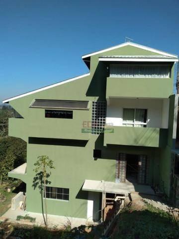 Imagem 1 de 17 de Chácara Com 2 Dormitórios À Venda, 700 M² Por R$ 450.000,00 - Rosa Helena - Igaratá/sp - Ch0373