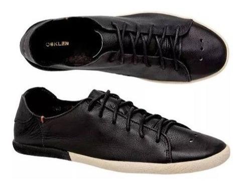 Sapatenis Osklen Tenis Masculino Couro Sapato Barato