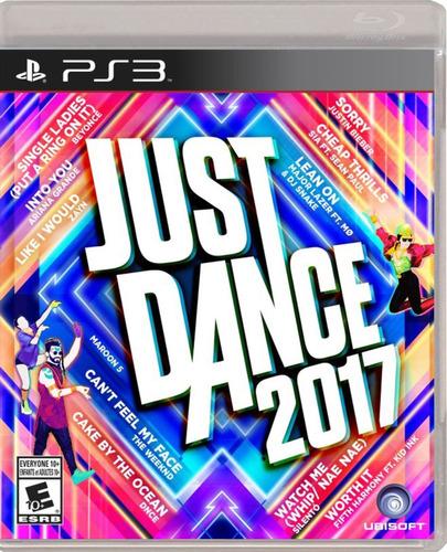 Just Dance 2017 Ps3-fisico-nuevo/ Mipowerdestiny