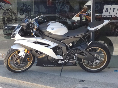 Yamaha R6 Año 2012 Inmaculada!! Bansai Motos