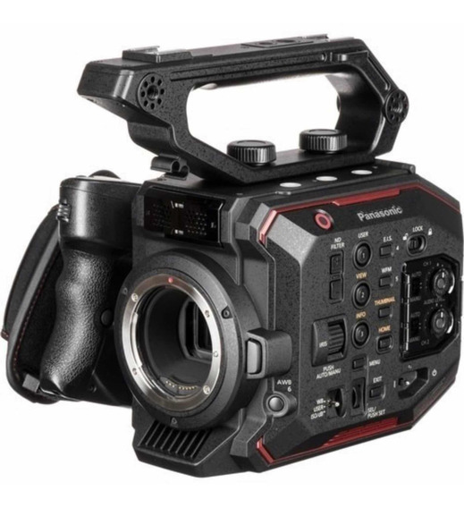 Panasonic Au Eva1 Compact 5.7k Super 35mm Cinema