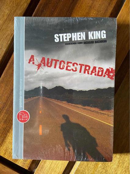 Livro Autoestrada - Stephen King Edição De Bolso